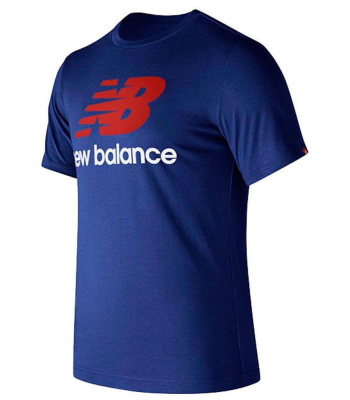 New Balance Essentials Stacked Logo AT