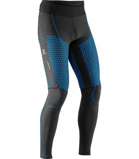 Salomon S-Lab Exo Tight M - Mallas Trail Running - Salomon negro s