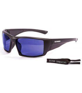 Ocean Aruba Mate Black / Revo Blue