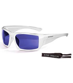 Ocean Aruba Shiny White / Revo Blue