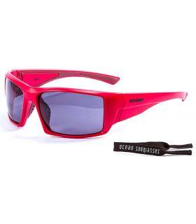 Ocean Aruba Shiny Red / Smoke