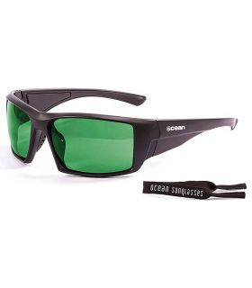 Ocean Aruba Shiny Black / Revo Green