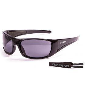 Ocean Bermuda Shiny Black / Smoke Gafas de sol Running Running