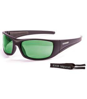 Ocean Bermuda Mate Black / Revo Green