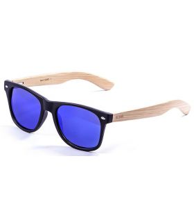 Ocean Beach Wood 50001.1 Ocean Sunglasses Gafas de Sol Lifestyle Lifestyle Color: negro
