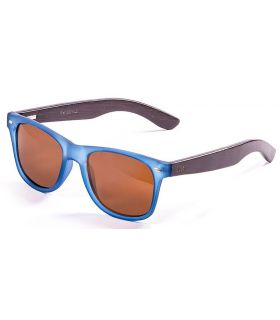 Ocean Beach Wood 50010.5 Ocean Sunglasses Gafas de Sol Lifestyle Lifestyle Color: azul