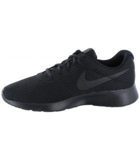 Nike Tanjun Logo Negro - Calzado Casual Hombre - Nike negro 45, 45,5, 41, 42