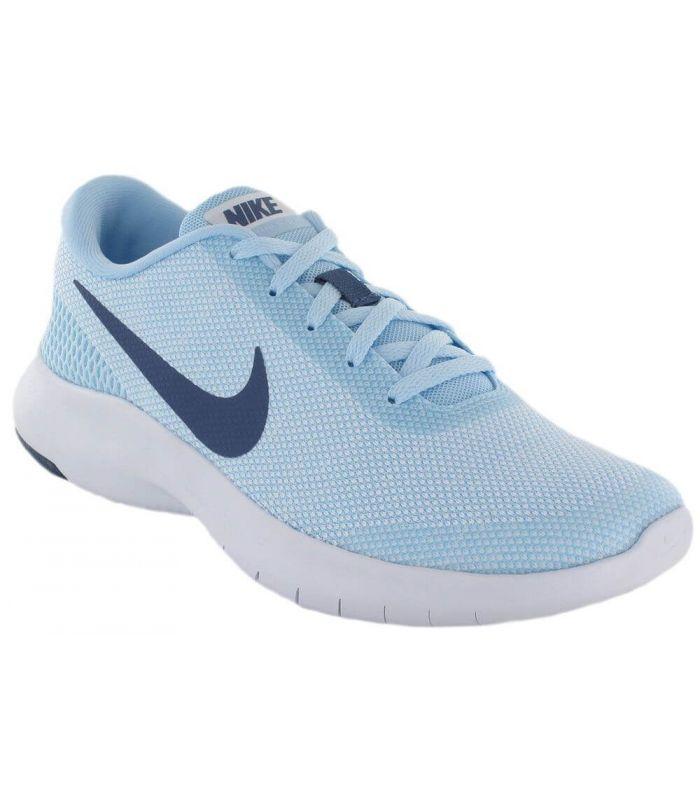 Nike Flex Experiene Run 7 W - Zapatillas Running Mujer - Nike azul 38, 38,5, 39, 40