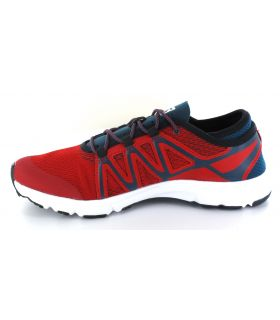Salomon Crossamphibian Swift - Zapatillas Running Hombre - Salomon rojo 44, 44 2/3