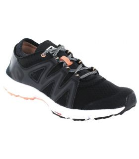 Salomon Crossamphibian Swift W Salomon Zapatillas Running Mujer Zapatillas Running Tallas: 38 2/3, 40 2/3; Color: negro
