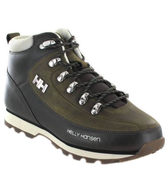 Helly Hansen The Forester W Helly Hansen Calzado Casual Mujer Lifestyle Tallas: 38, 39 1/3, 40, 40,5; Color: verde