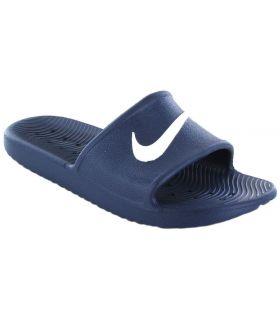 Nike Kawa Showe - Tienda Sandalias / Chancletas Hombre - Nike azul 47,5