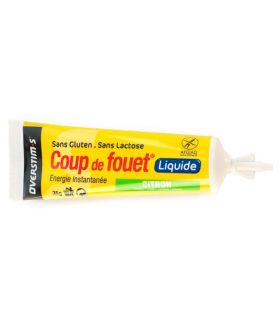Overstims Gel Coup de Fouet liquid Red Fruits