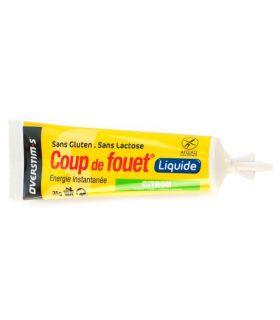 Overstims Gel Coup de Fouet líquido Limon
