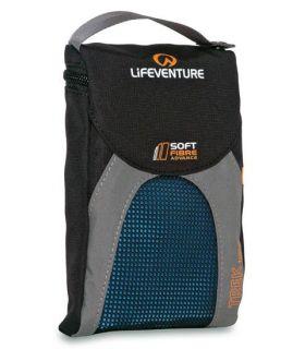 Lifeventure Micro toalla soft fibre L 62 x 110 Cm - Micro Toallas - LifeVenture