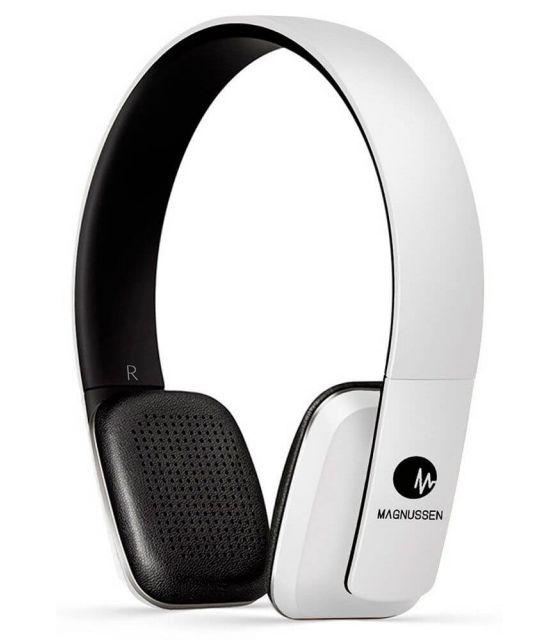 Magnussen Headset H4 White