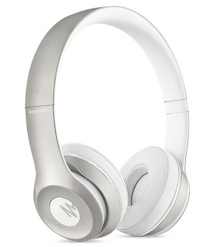 Magnussen Headset H2 Silver - Headphones - Speakers