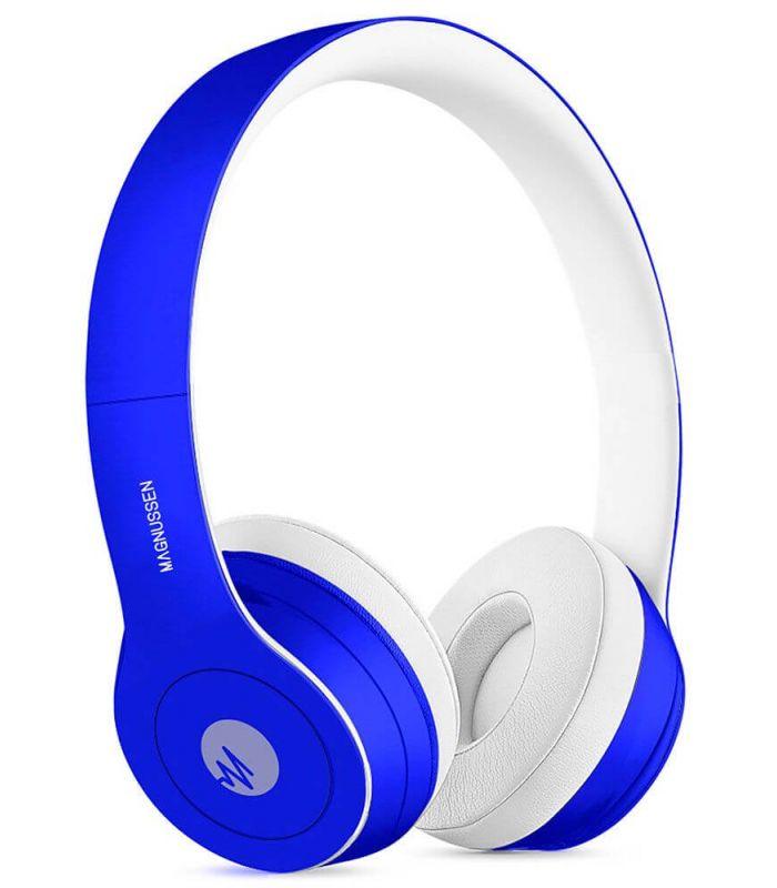 Magnussen Auricular W1 Blue Gloss - ➤ Speakers - Auriculares