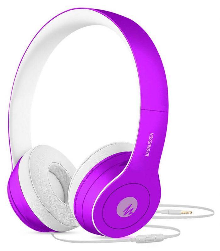 Magnussen Auricular W1 Purple - ➤ Speakers - Auriculares