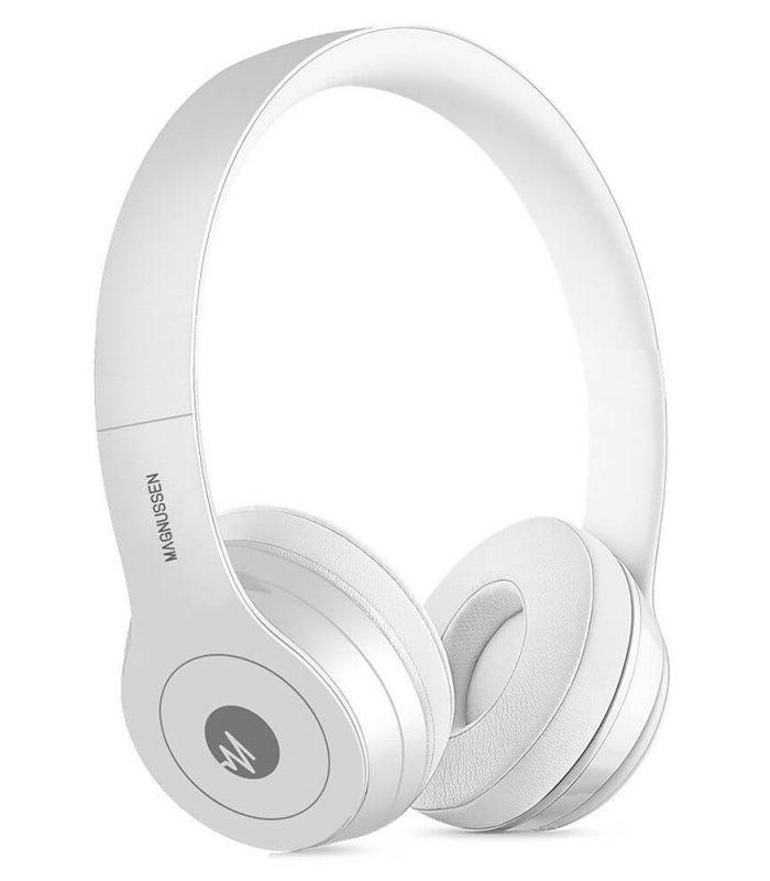 Magnussen Headset W1 White Gloss - Headphones - Speakers