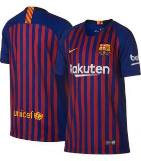 Maillot de foot Nike 2018/19 FC Barcelone Domicile