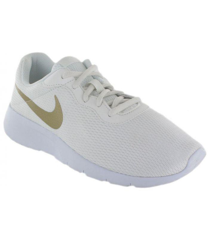new product 9526d d77cd Nike Tanjun GS Blanco