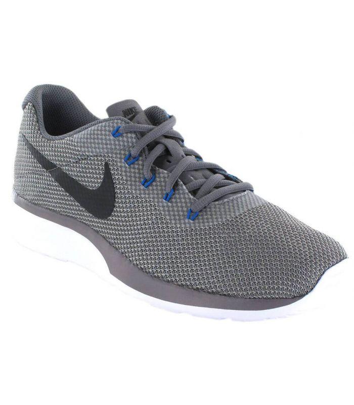 Nike Tanjun Racer Gris-Azul