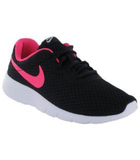 Nike Tanjun PS Fucsia - Calzado Casual Junior - Nike negro 28, 28,5, 29,5, 30