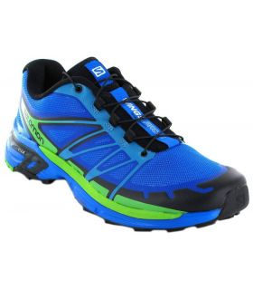 Salomon Wings Pro 2 Azul