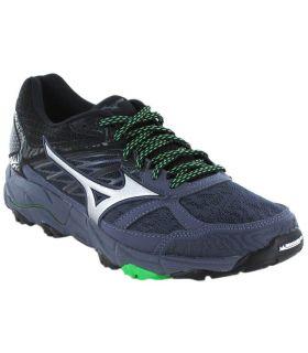 Mizuno Wave Mujin 5 - Zapatillas Trail Running Hombre - Mizuno gris 41, 42, 42,5, 43, 44