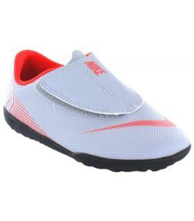 Nike Jr Vapore 12 Club PS Grigio