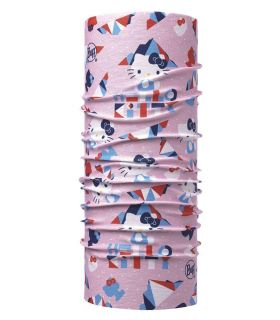 Original Buff Hello Kitty Jr Buff De Montagne De Lumière Rose