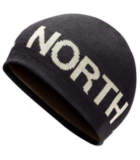 The North Face Gorro Reversible Banner Gris Gorros - Guantes