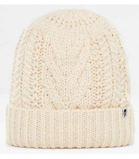 The North Face Cable MInna Beanie Beige The North Face Gorros - Guantes Textil montaña Color: beige