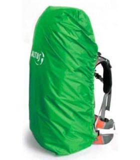 Altus Cubremochilas 20 / 30 litros Verde