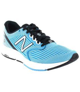 New Balance 890v6 W New Balance Zapatillas Running Mujer Zapatillas Running Tallas: 37,5, 39, 40, 41,5; Color: azul
