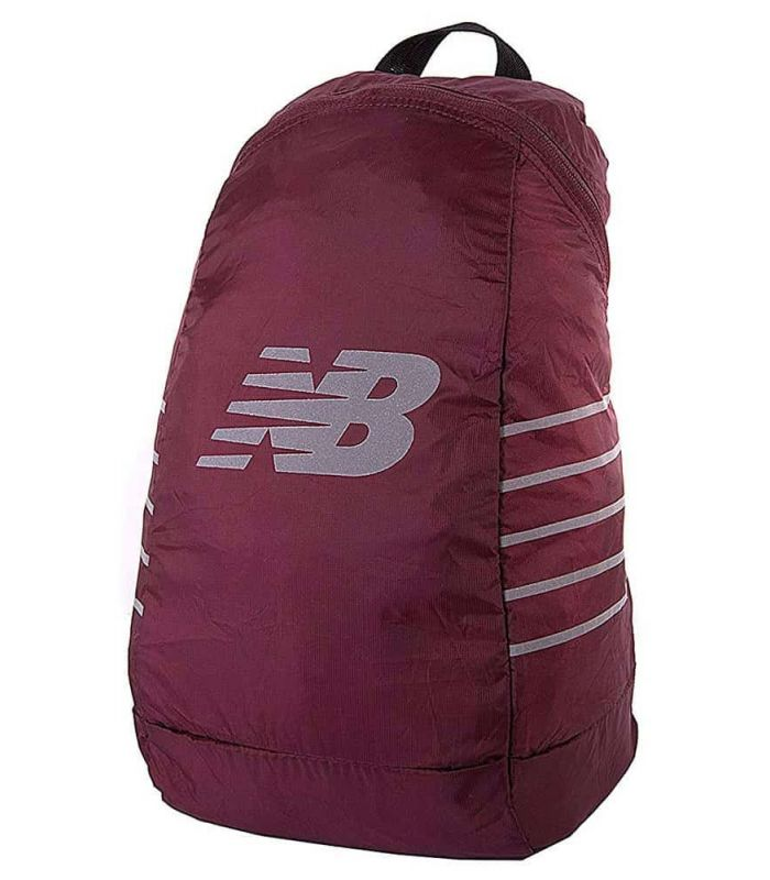 New Balance Packable Backpack Granate