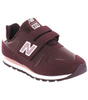 New Balance KA373S2Y New Balance Calzado Casual Baby Lifestyle Tallas: 32, 34,5, 35; Color: granate