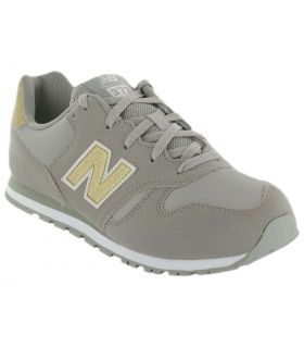 New Balance KJ373GUY New Balance Calzado Casual Junior Lifestyle Tallas: 37, 38, 40; Color: beige