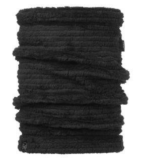 Buff Neckwarmer Buff Solid Graphite Black