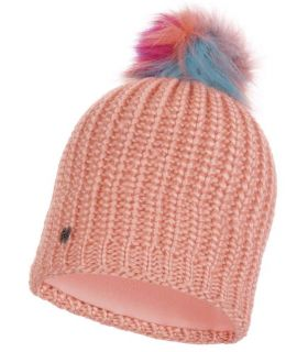 Buff Cap Buff Dania Rosa Buff Gorros - Guantes Textil montaña Color: rosa