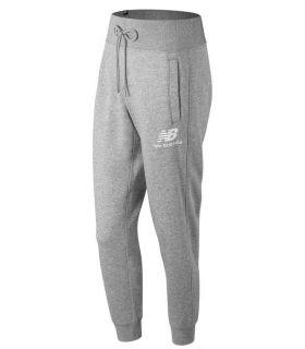New Balance FT Sweatpant W Gris New Balance Pantalones Lifestyle Lifestyle Tallas: xs, s, m; Color: gris