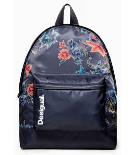 Desigual Backpach Geopatch Azul