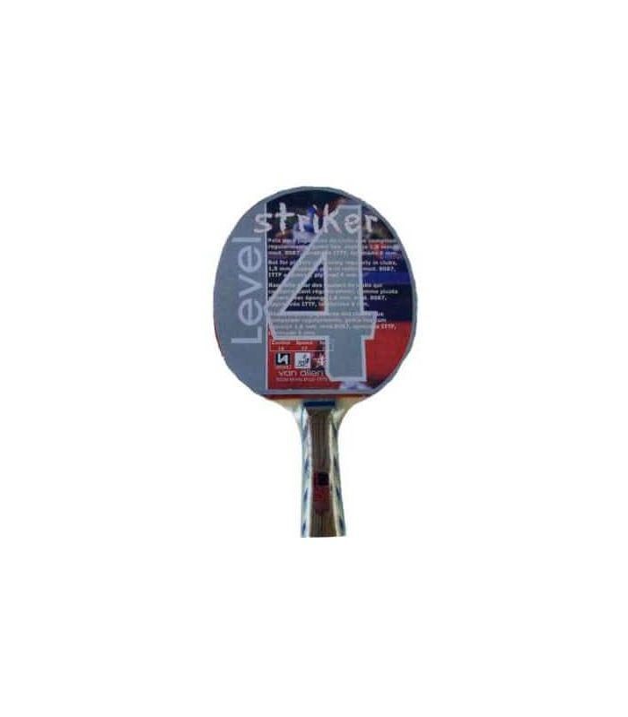 Van Allen De La Pelle De Ping-Pong, L'Attaquant De