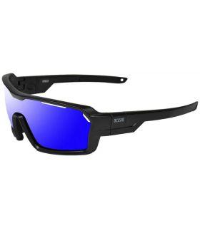 Ocean Chamaleon Mate Black / Revo Blue Gafas de Sol Sport Gafas