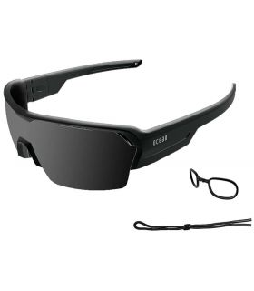 Ocean Race Shinny Black / Smoke Ocean Sunglasses Gafas de Sol Sport Gafas Sol Color: negro