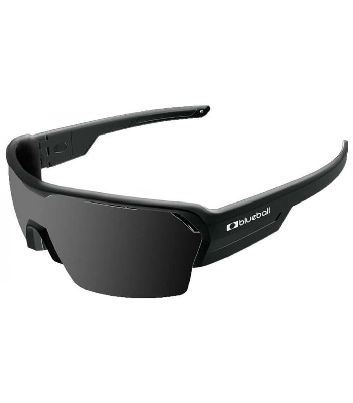 Blueball Aizkorri Shinny Black / Smoke - Sunglasses Sport