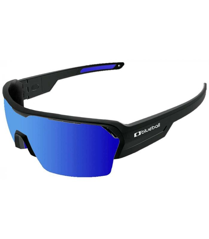 Blueball Aizkorri Matte Black / Revo Blue Blueball Gafas de Sol Sport Gafas Sol Color: negro