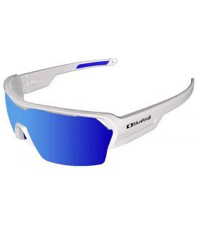 Blueball Aizkorri Matte White / Revo Blue Gafas de Sol Sport