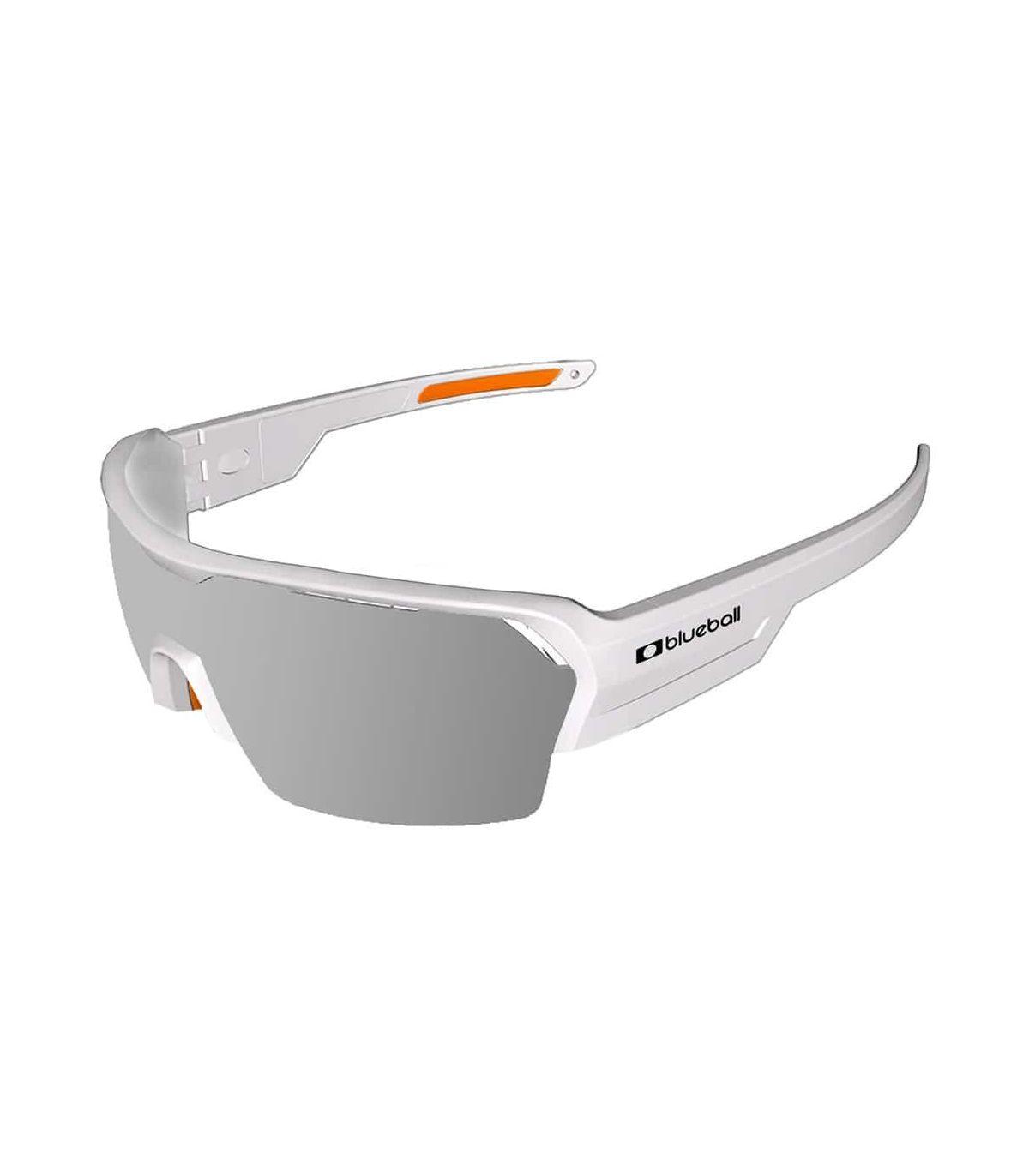 Blueball Aizkorri Matte White / Revo Grey Blueball Gafas de Sol Sport Gafas de Sol Color: blanco